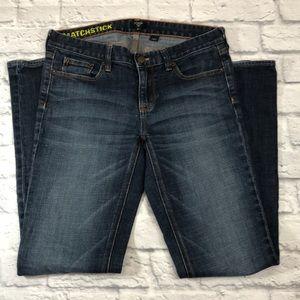 J crew Matchstick Jeans. Straight leg. Size 29 *